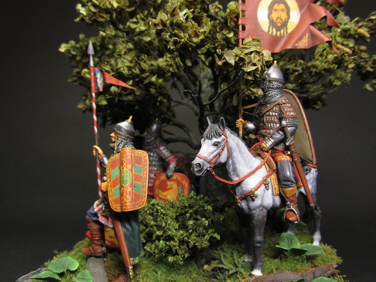 Диорамы и виньетки: Засадный полк, фото #13