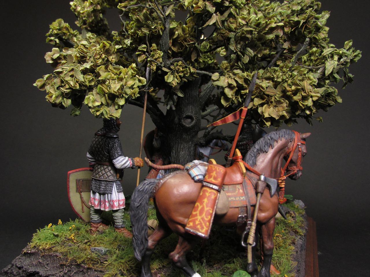 Диорамы и виньетки: Засадный полк, фото #4