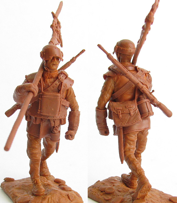 Скульптура: Ардито