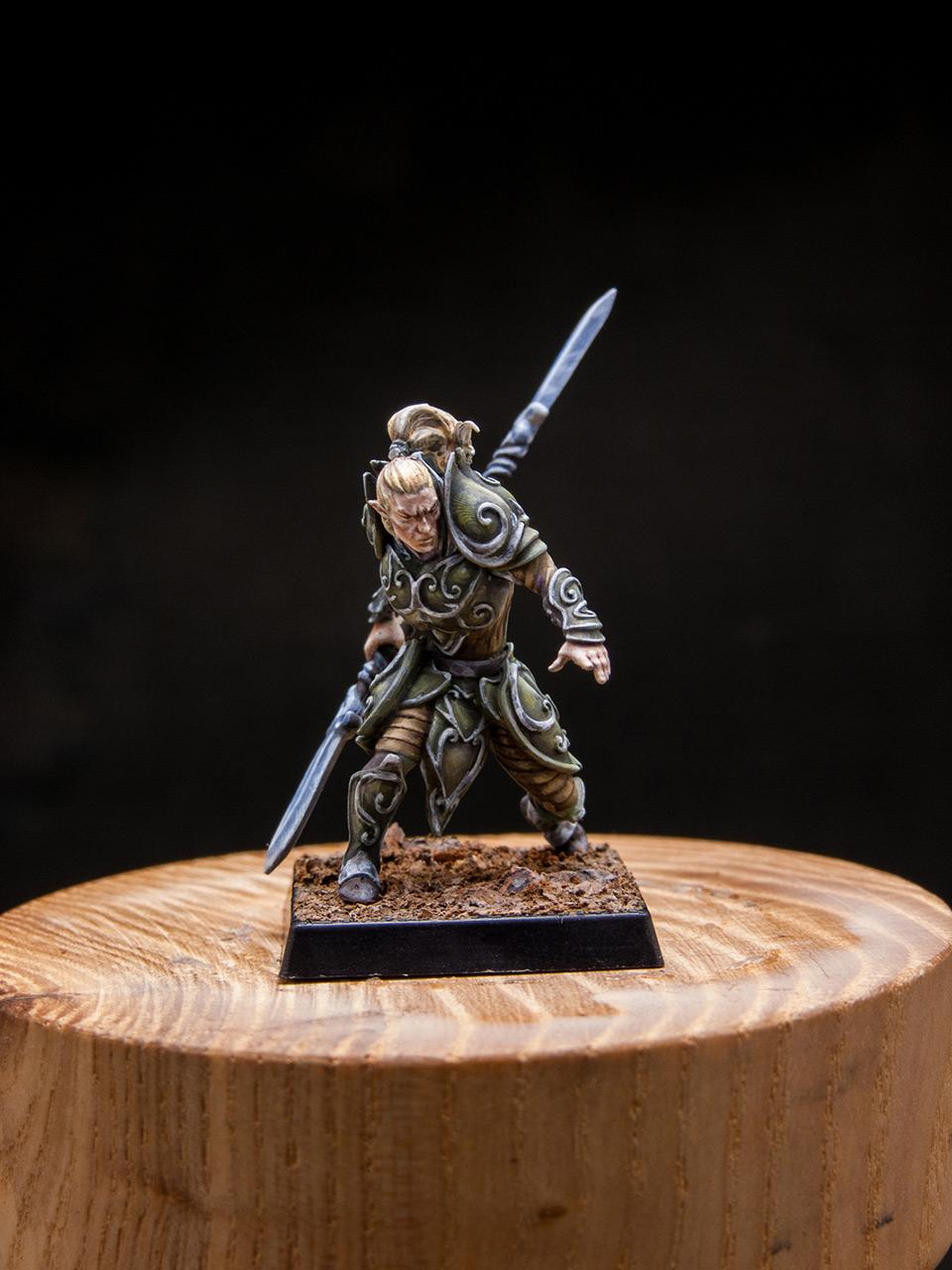 Разное: Эльфы Серебряной гвардии, фото #1
