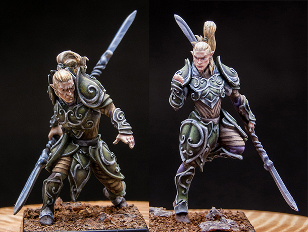 Разное: Эльфы Серебряной гвардии