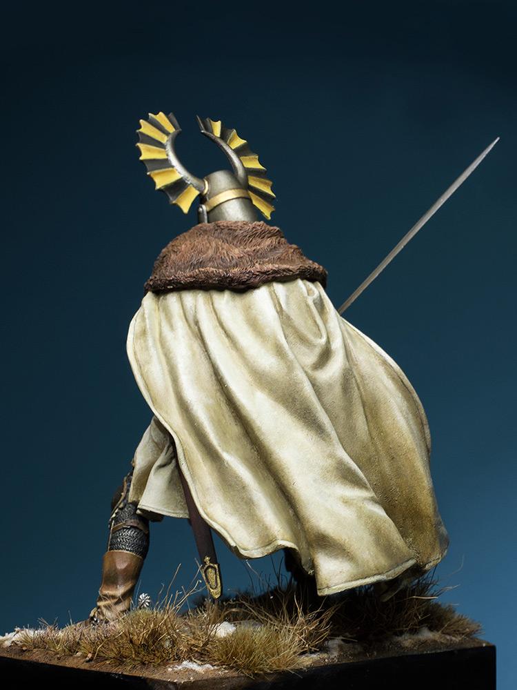 Фигурки:  Рыцарь Тевтонского ордена, XIVв., фото #5