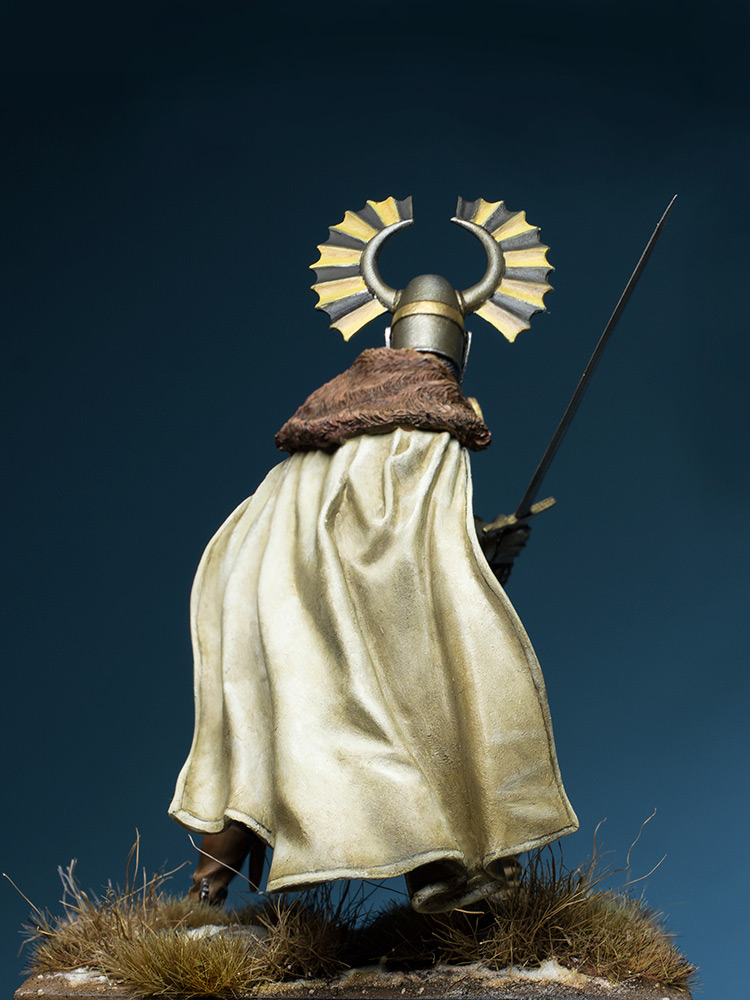 Фигурки:  Рыцарь Тевтонского ордена, XIVв., фото #6