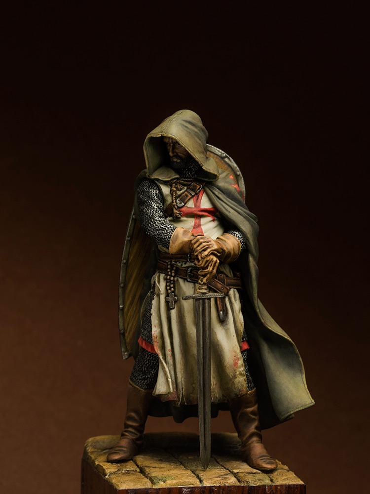 Фигурки: Сержант ордена тамплиеров, XIII в., фото #2