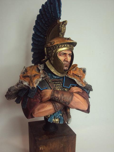 Фигурки: Римский офицер, фото #1