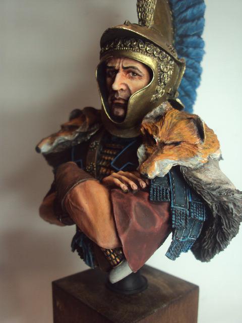Фигурки: Римский офицер, фото #10