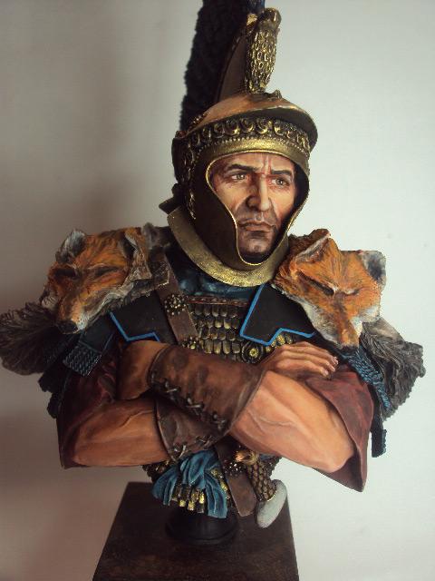 Фигурки: Римский офицер, фото #8
