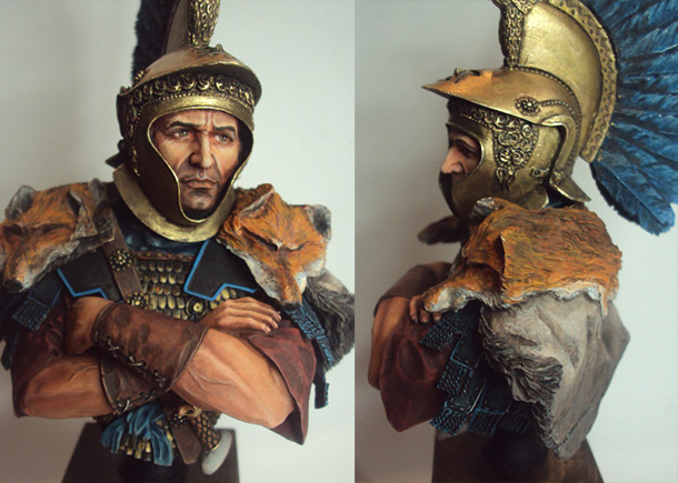 Фигурки: Римский офицер