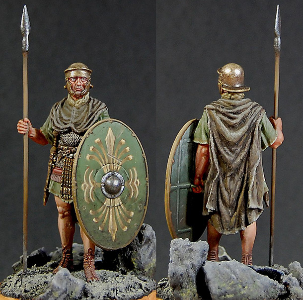 Фигурки: Римский ауксилий