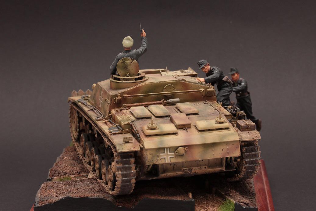 Диорамы и виньетки: Восточный фронт, 1944, фото #7