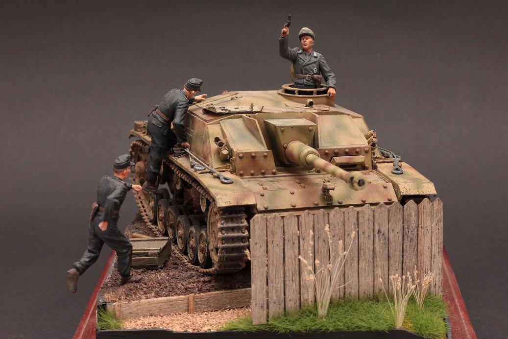 Диорамы и виньетки: Восточный фронт, 1944, фото #9