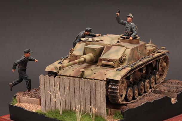 Диорамы и виньетки: Восточный фронт, 1944