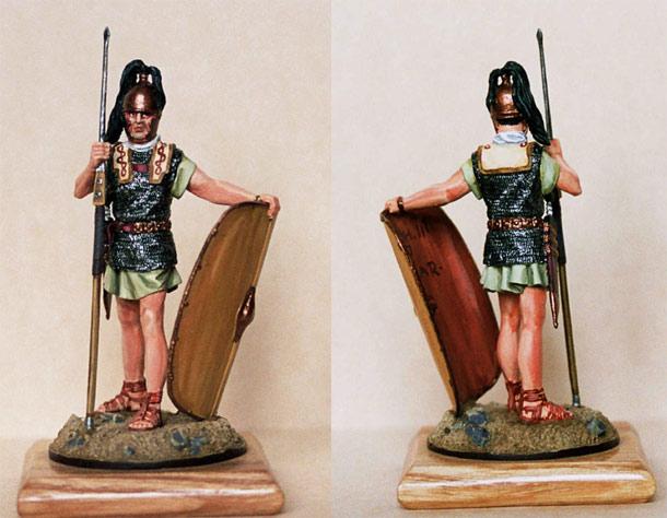 Фигурки: Римский легионер
