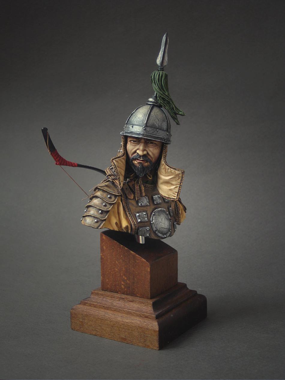 Фигурки: Монгольский воин, фото #1