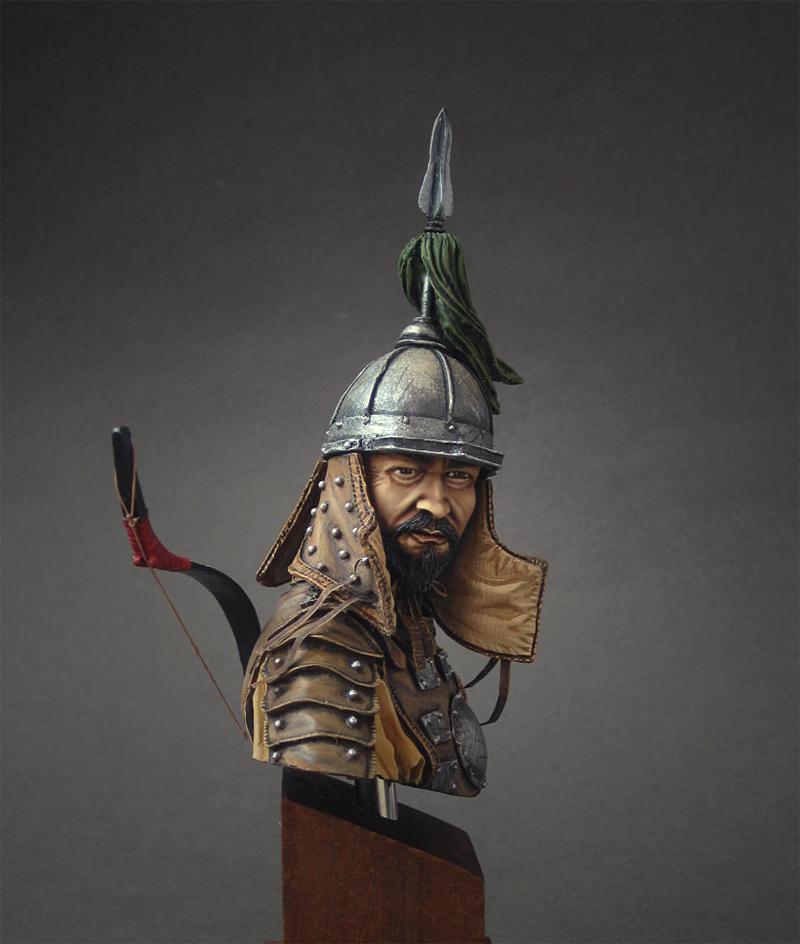 Фигурки: Монгольский воин, фото #2