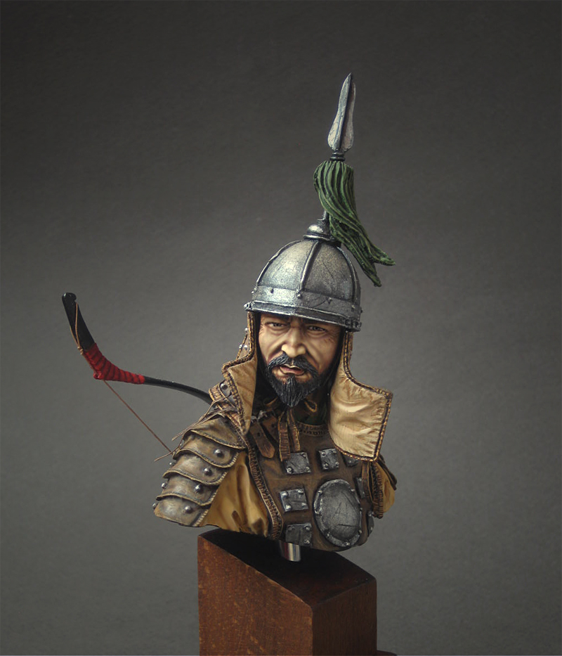 Фигурки: Монгольский воин, фото #3