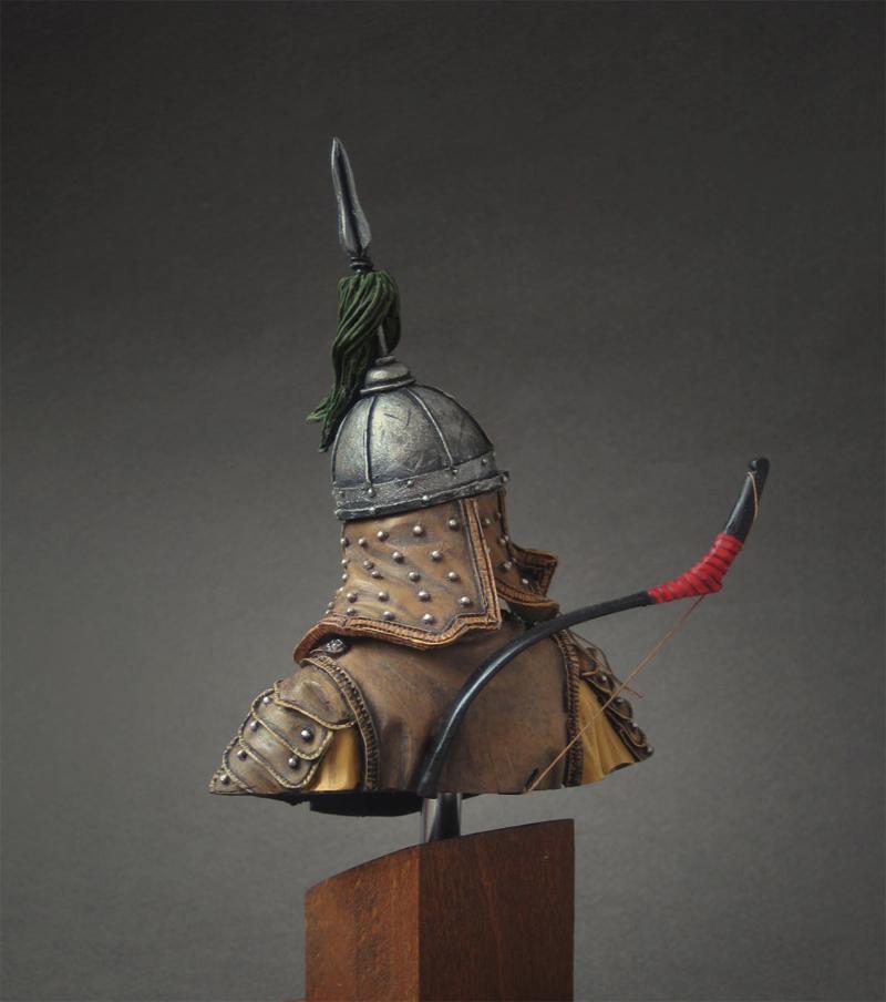 Фигурки: Монгольский воин, фото #6