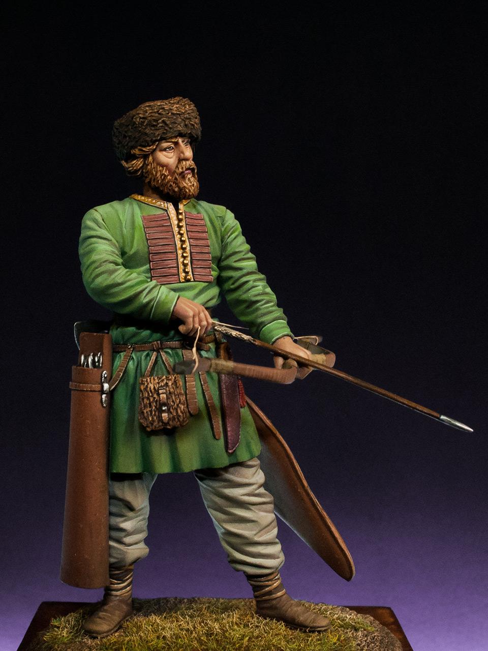 Фигурки: Русский лучник, X в., фото #1