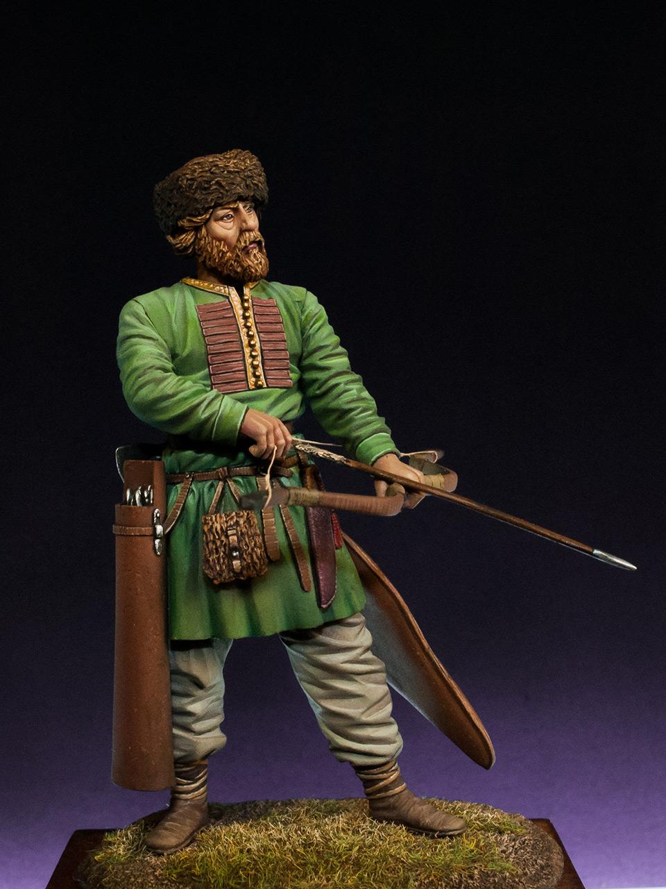 Фигурки: Русский лучник, X в., фото #10