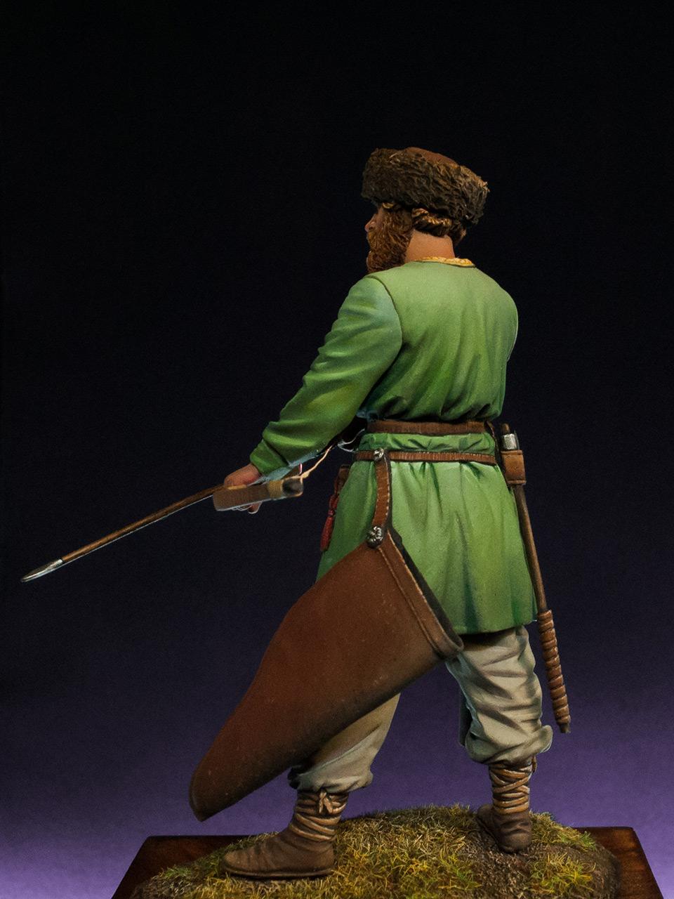Фигурки: Русский лучник, X в., фото #5
