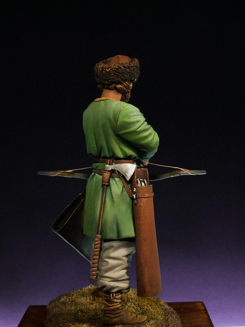 Фигурки: Русский лучник, X в., фото #7