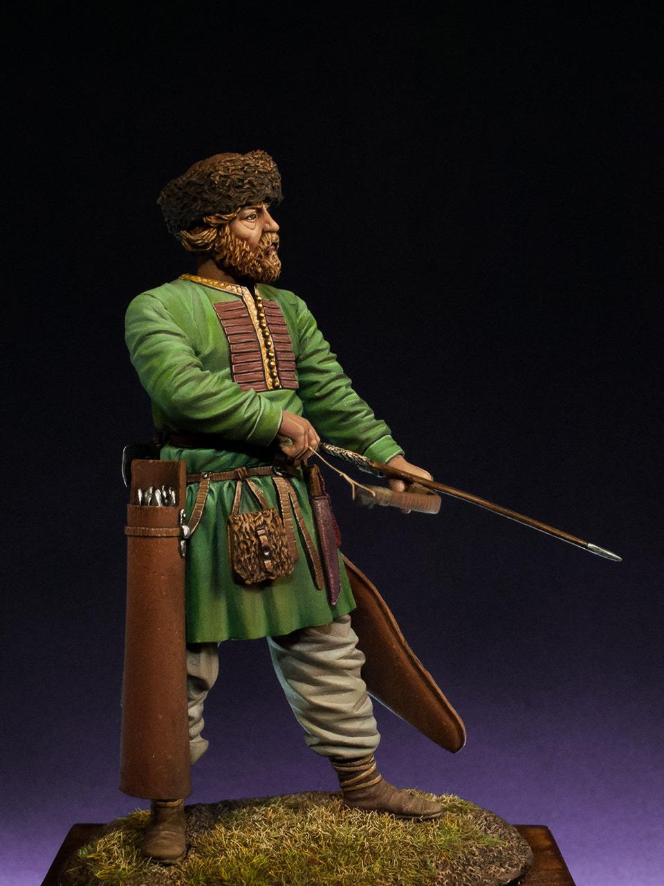 Фигурки: Русский лучник, X в., фото #9