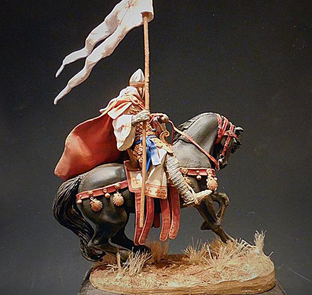 Фигурки: Конный крестоносец