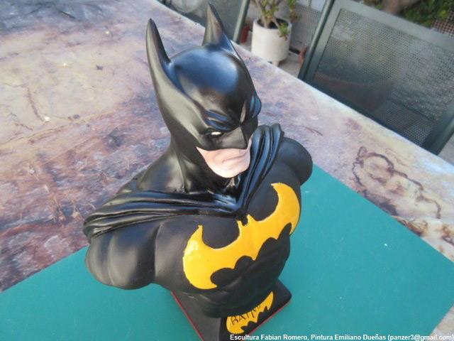 Скульптура: Бэтмен, фото #3