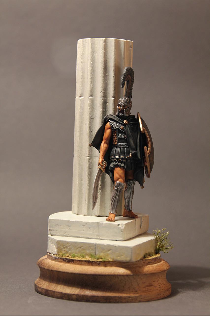 Фигурки: Воин смерти. Феспийский гоплит, фото #1