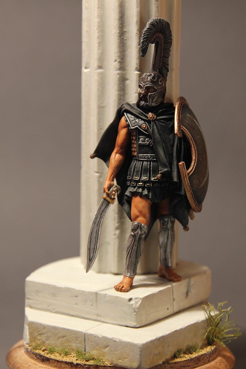 Фигурки: Воин смерти. Феспийский гоплит, фото #10