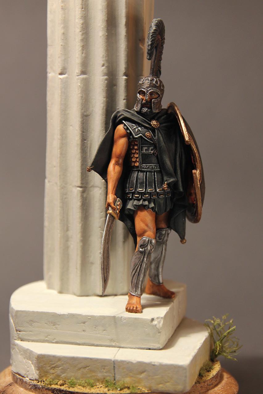 Фигурки: Воин смерти. Феспийский гоплит, фото #12