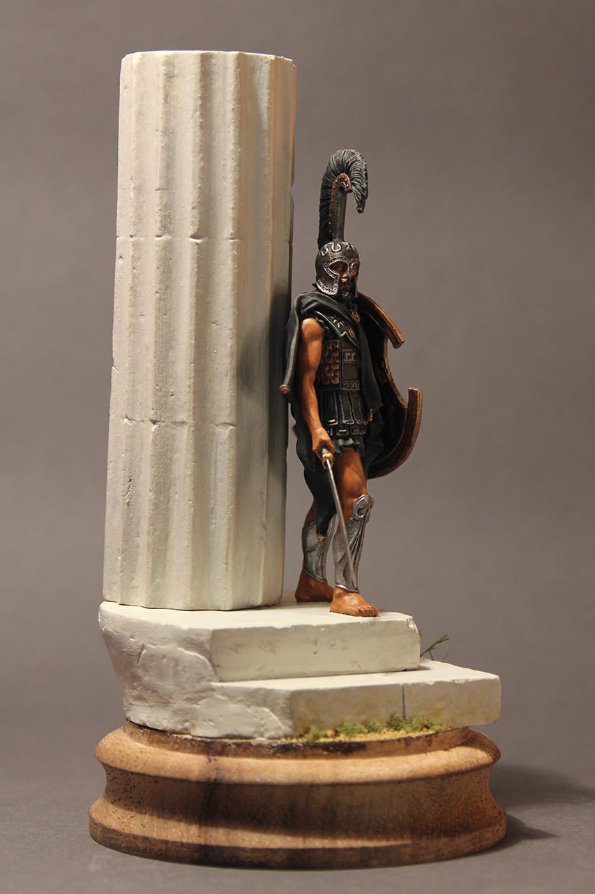 Фигурки: Воин смерти. Феспийский гоплит, фото #2