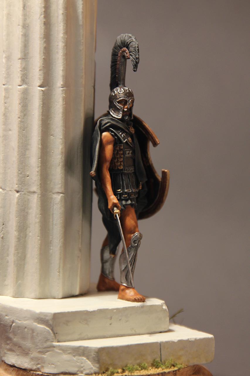 Фигурки: Воин смерти. Феспийский гоплит, фото #3