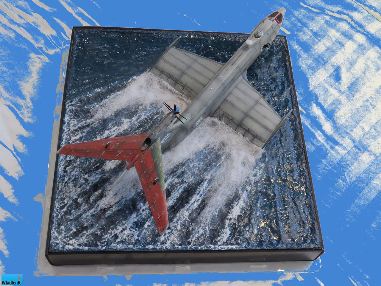 Диорамы и виньетки: Последний полет , фото #7