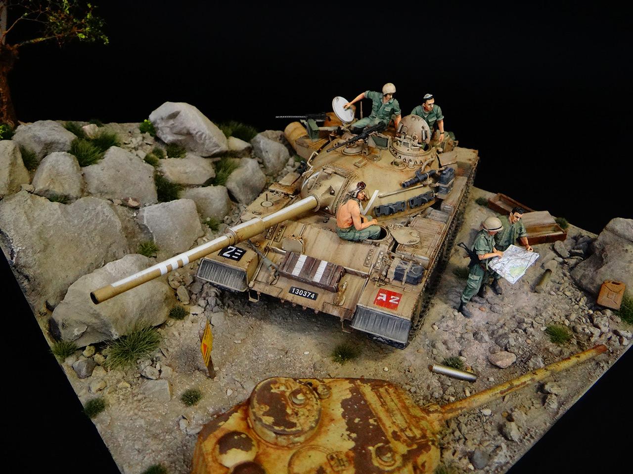 Диорамы и виньетки: Tiran 4. Война Судного дня, фото #2