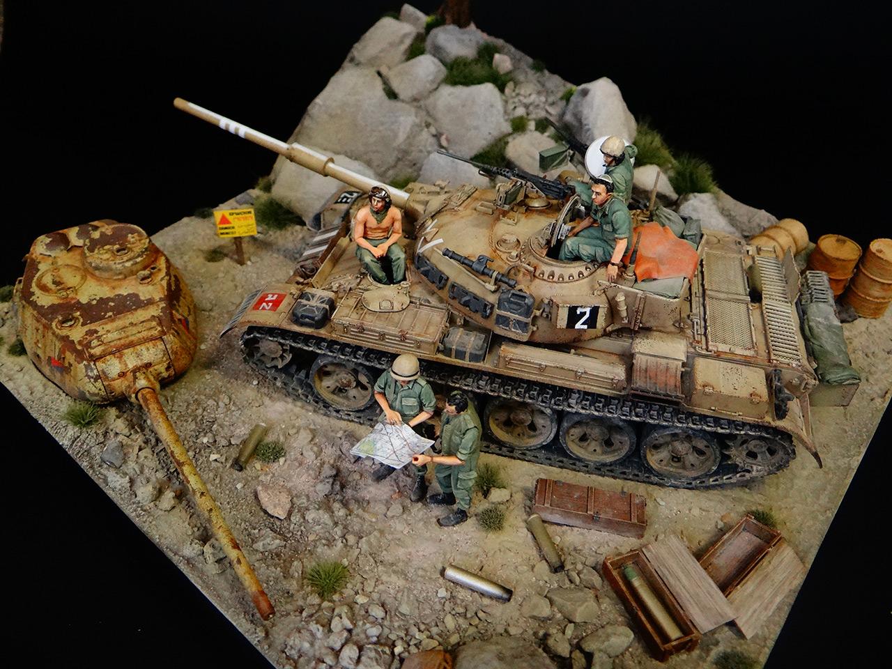 Диорамы и виньетки: Tiran 4. Война Судного дня, фото #3