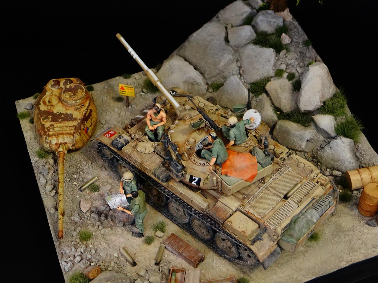 Диорамы и виньетки: Tiran 4. Война Судного дня, фото #8