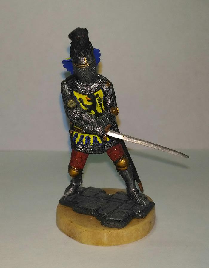 Фигурки: Турнирный рыцарь, фото #1