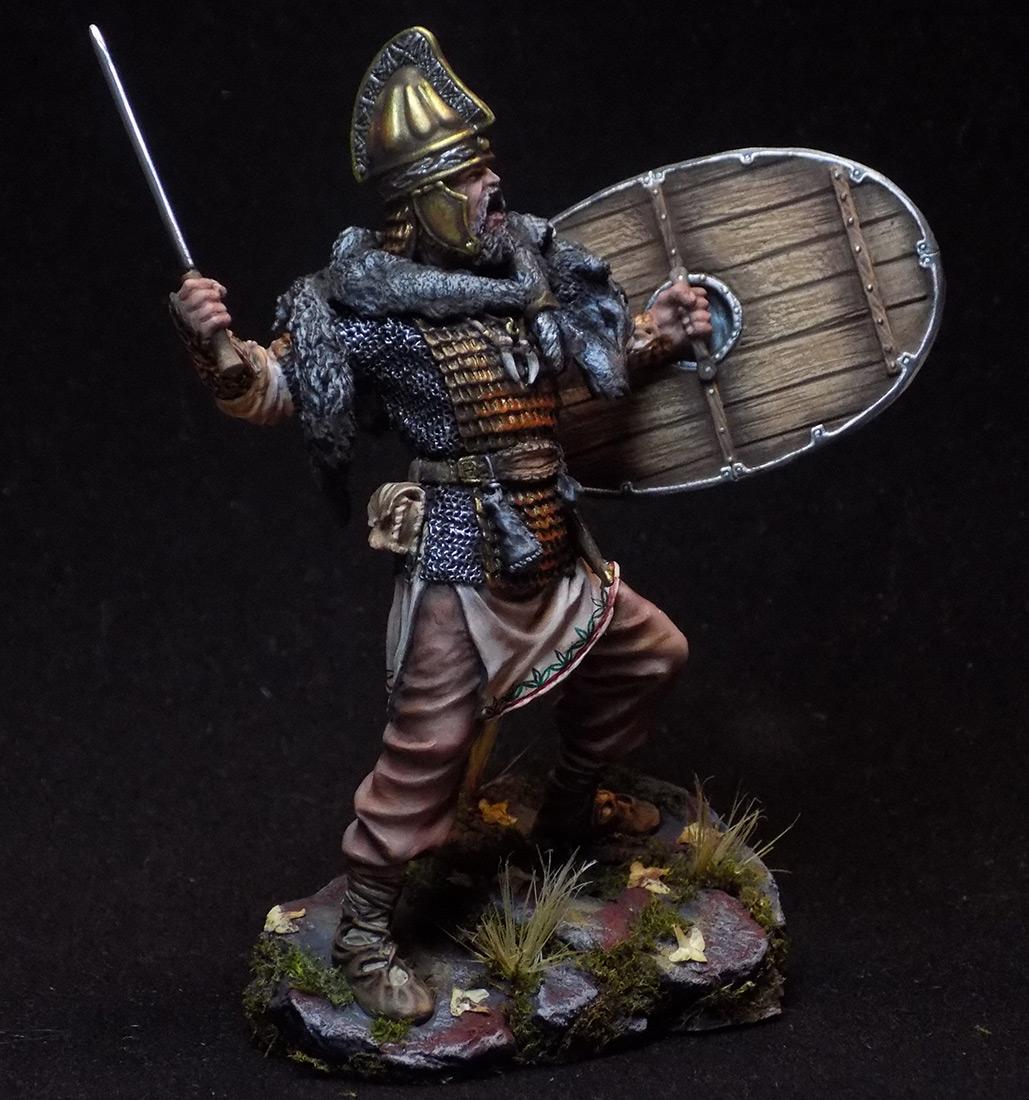 Фигурки: Дакийский воин, фото #2