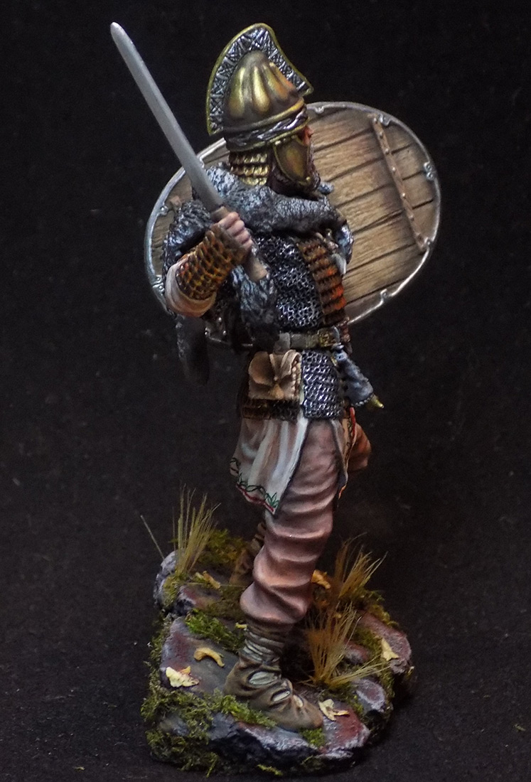 Фигурки: Дакийский воин, фото #3