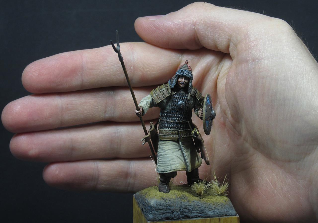 Фигурки: Киданьский воин, фото #15