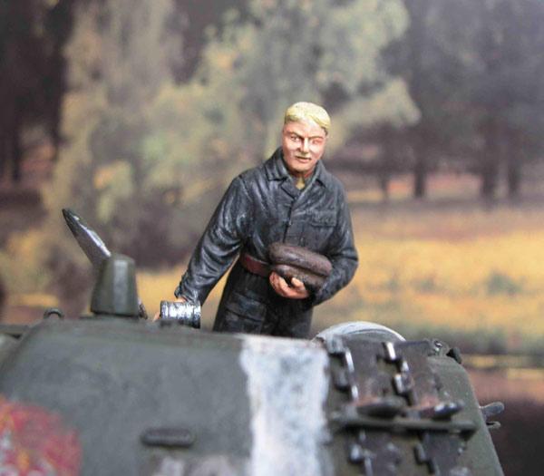 мой танкист фото отражает