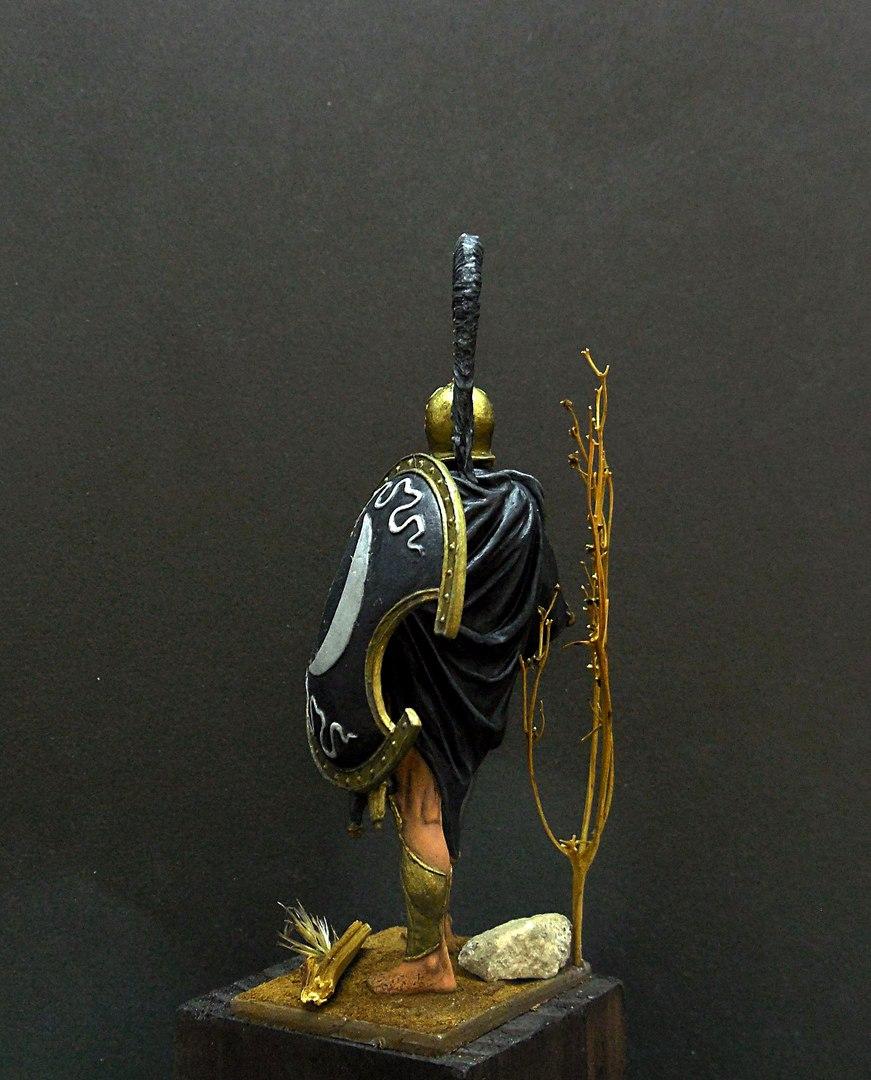 Фигурки: Феспийский гоплит, 5в. н.э. , фото #3