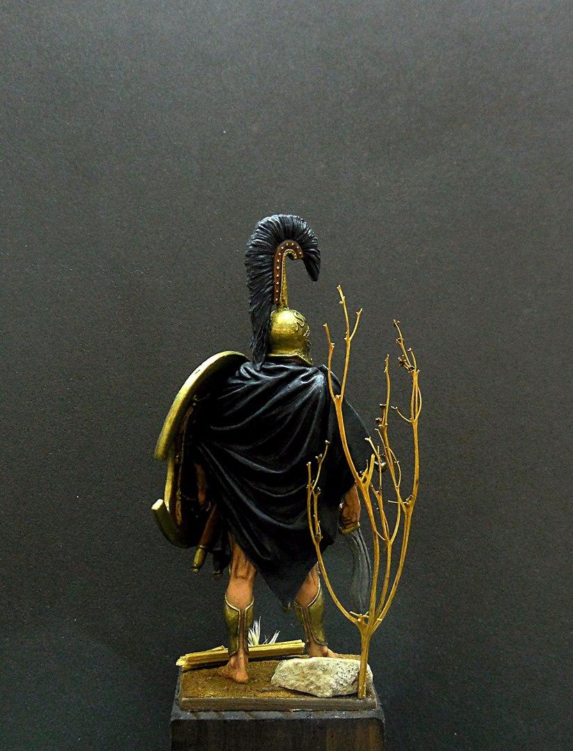 Фигурки: Феспийский гоплит, 5в. н.э. , фото #7
