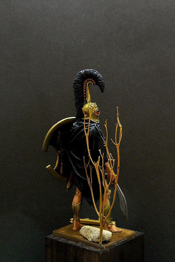 Фигурки: Феспийский гоплит, 5в. н.э. , фото #8