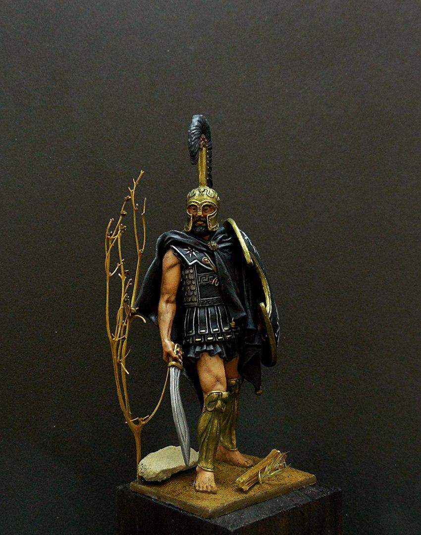 Фигурки: Феспийский гоплит, 5в. н.э. , фото #9