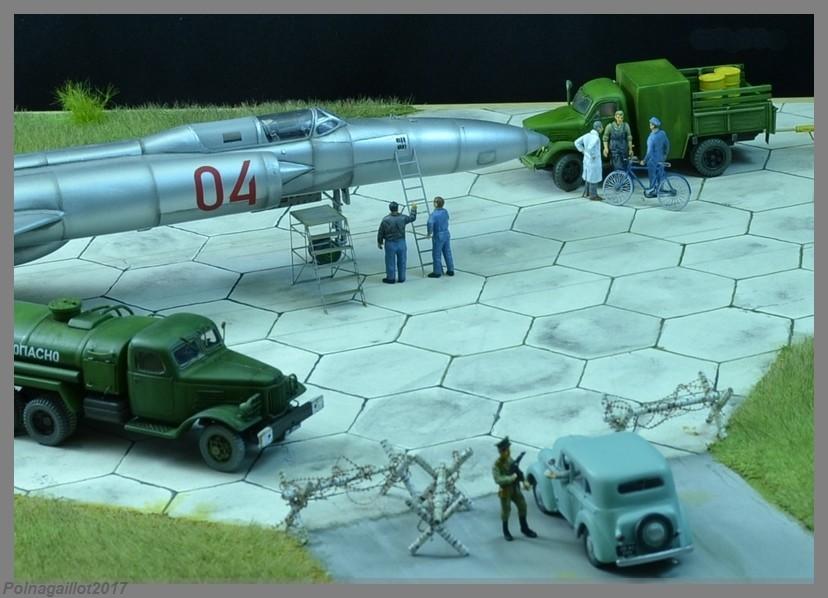 Диорамы и виньетки: Ла-250 «Анаконда», фото #5