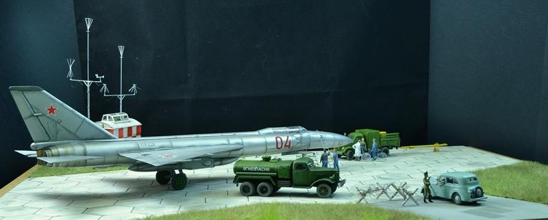 Диорамы и виньетки: Ла-250 «Анаконда», фото #6