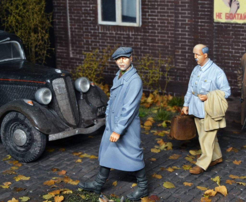 Диорамы и виньетки: 1937-й, фото #11