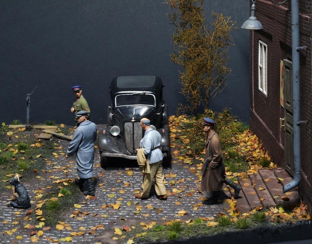 Диорамы и виньетки: 1937-й, фото #6